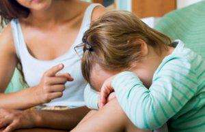 Что плохого в наказании ребёнка?