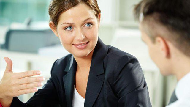 Подготовка к деловой беседе