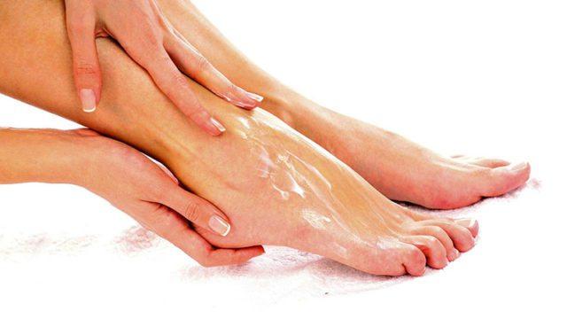 Как ухаживать за ступнями ног?