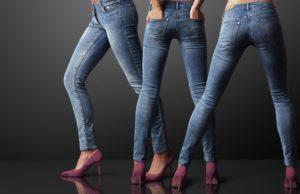 Что значит джинсы скинни