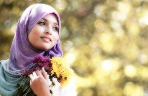 Как носят платки мусульманки