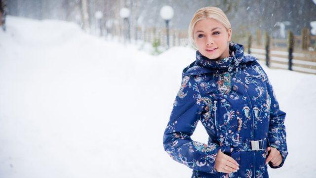 Как выглядеть зимой стильно и не замерзнуть