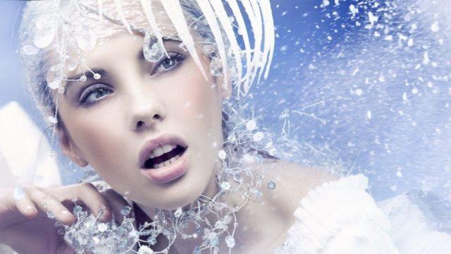 Особенности ухода за кожей в зимний период