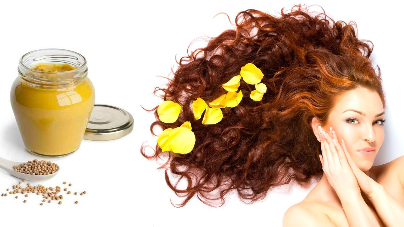 Маски для волос в домашних условиях горчичные