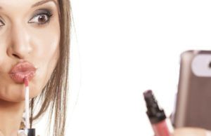 5 принципов макияжа для хорошего селфи