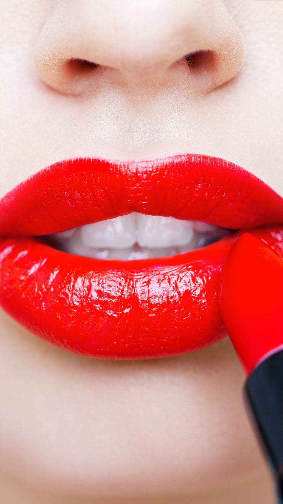 lipstick-facial