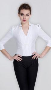 Блузка боди - как носить