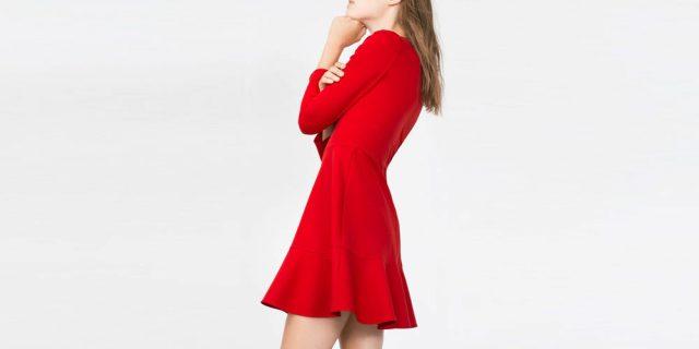 Платья модных образов