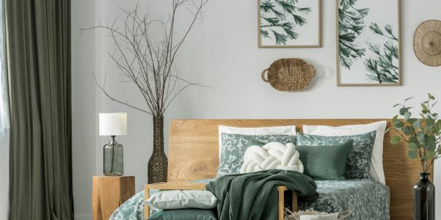 Картины для спальни по фен-шую